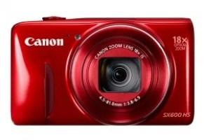 Canon PowerShot SX600 HS product shot 6