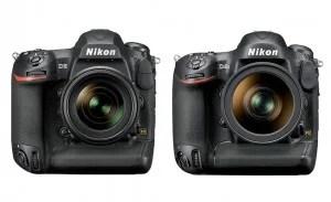 Nikon D5 vs D4s