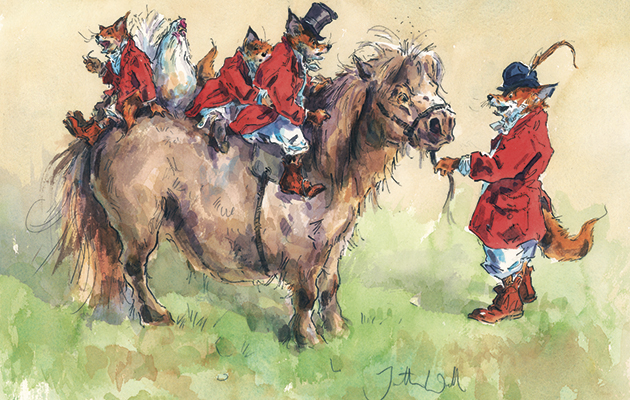 Popular Horse Charity Christmas Cards 2016
