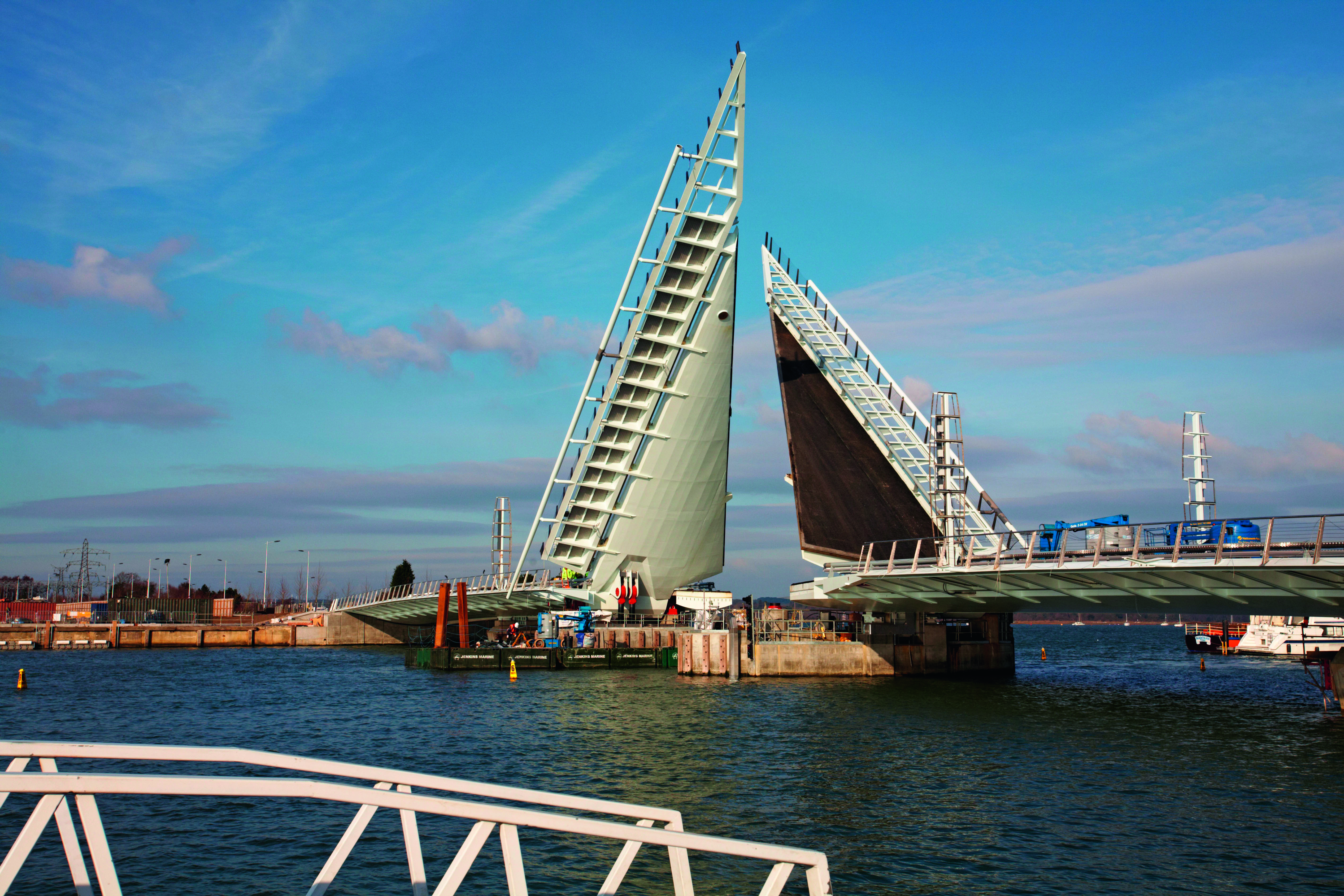 New Poole Bridge Upsets Boaters Motor Boat Amp Yachting