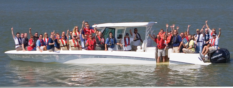 Boston Whaler Announces Plans For 420 Outrage Motor Boat