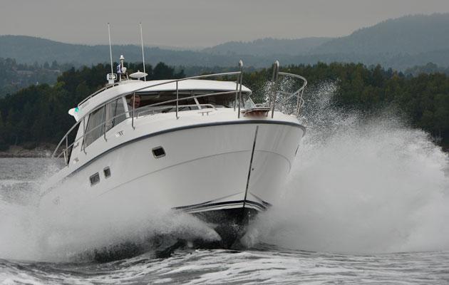 VIDEO Saga 365 Tested In Rough Norwegian Seas Motor Boat Amp Yachting