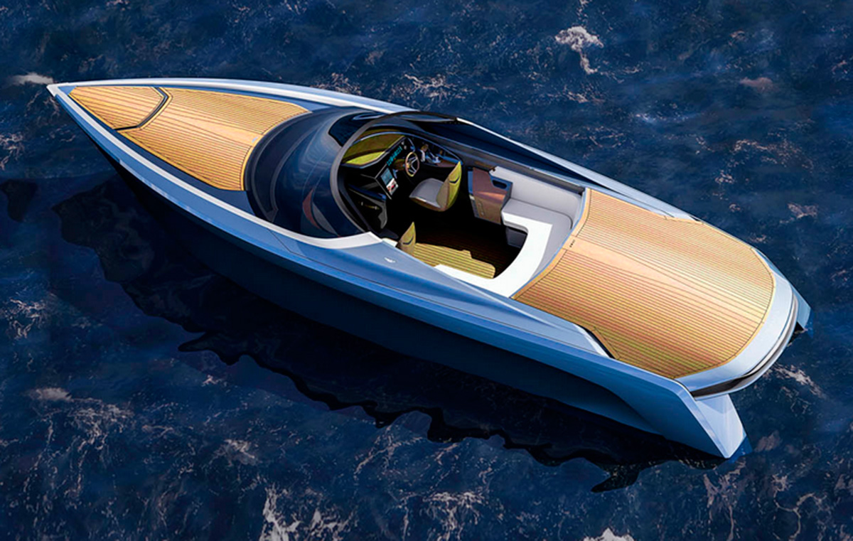 Aston Martin Speedboat Project Appoints Sales Director Motor Boat Amp Yachting
