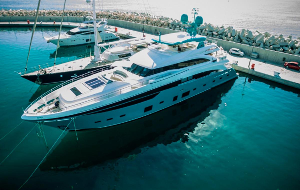 Largest Princess Model Added To Charter Fleet Motor Boat
