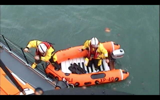 Sailors Airlifted From Grounded Yacht Practical Boat Owner