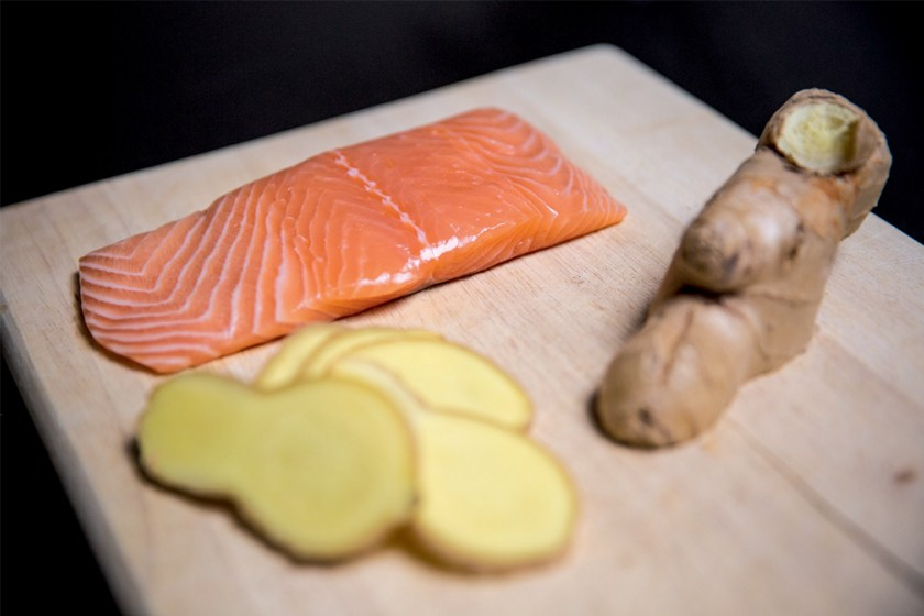 Pain-busters: omega-3 and ginger