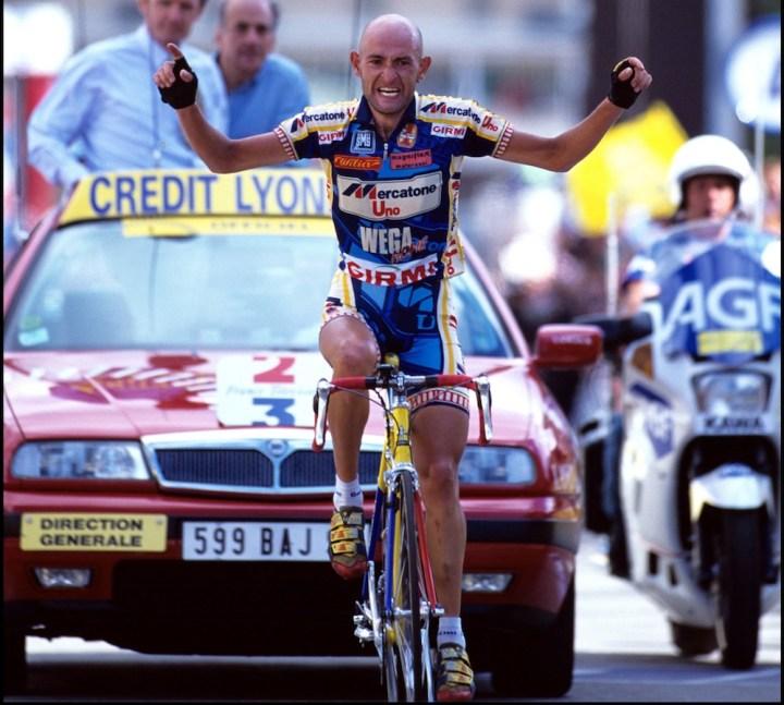 1997 Alpe d'Huez, Pantani nella storia: nessuno come lui   numerosette.eu