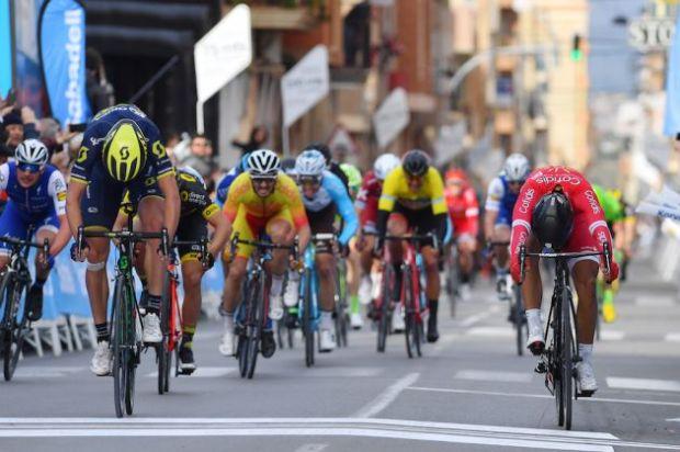 Magnus Cort Nielsen se impone en la 3ª etapa de la Volta a la Comunitat Valenciana