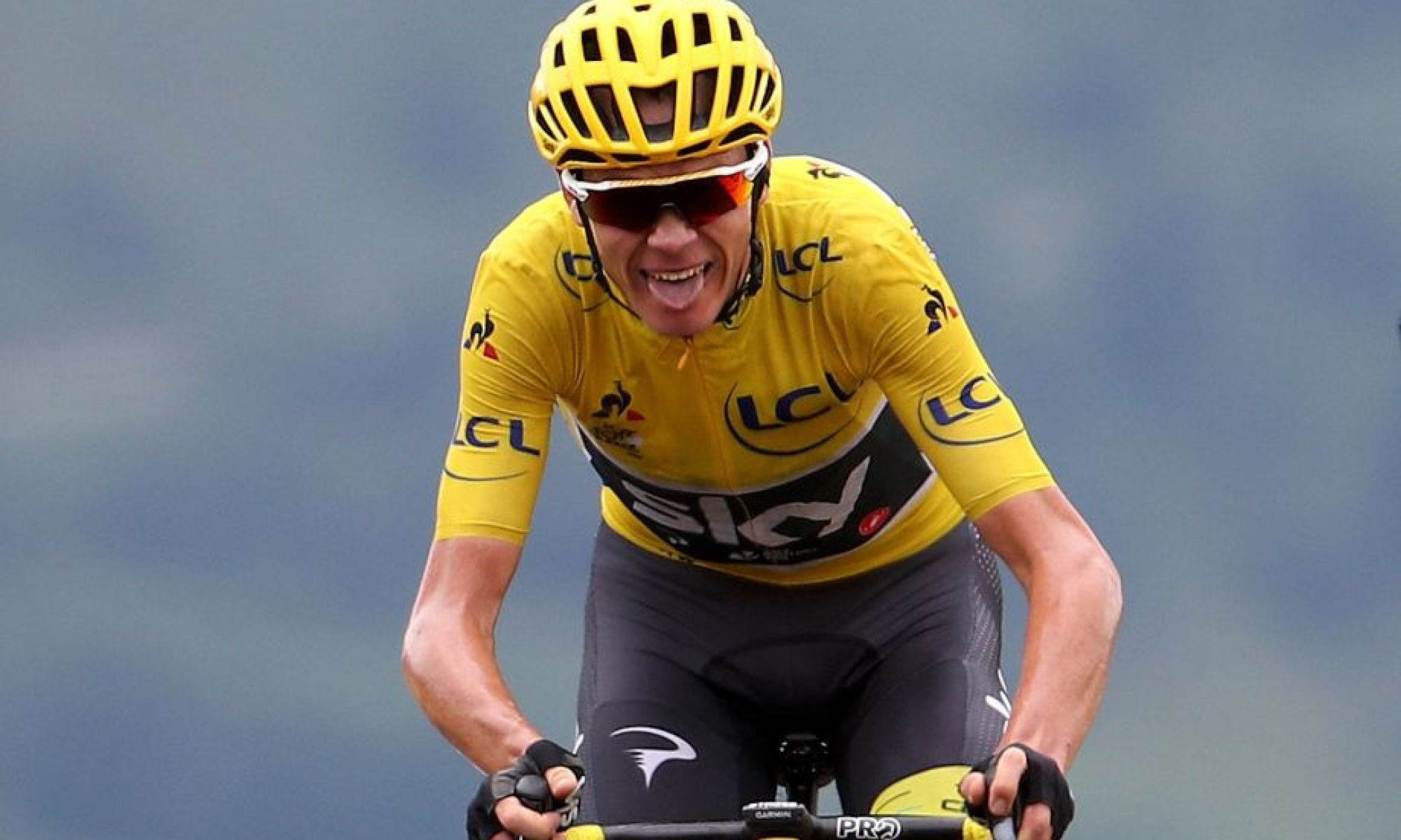 Chris Froome signs with Israel Start-Up Nation