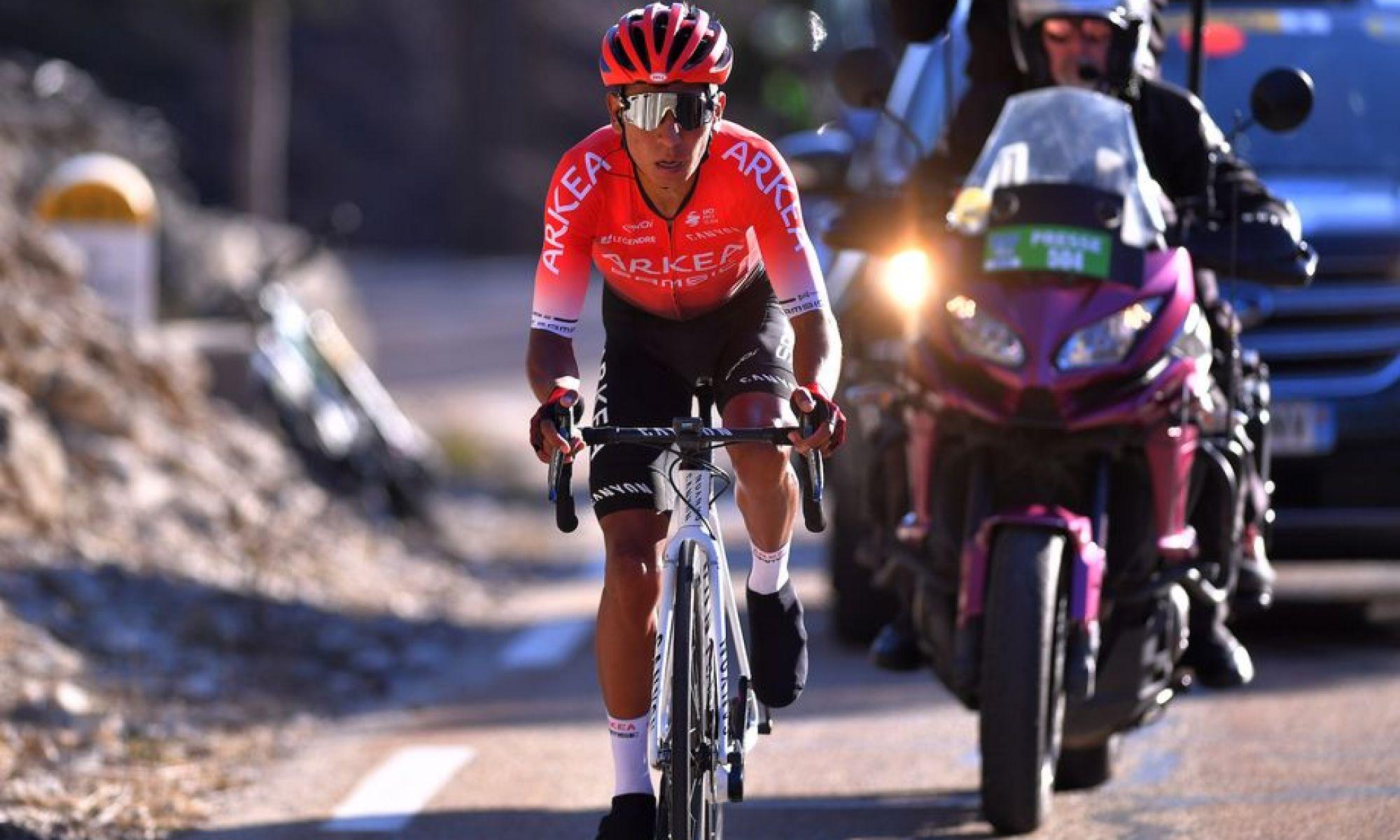 Nairo Quintana will restart season at Mont Ventoux one–day race