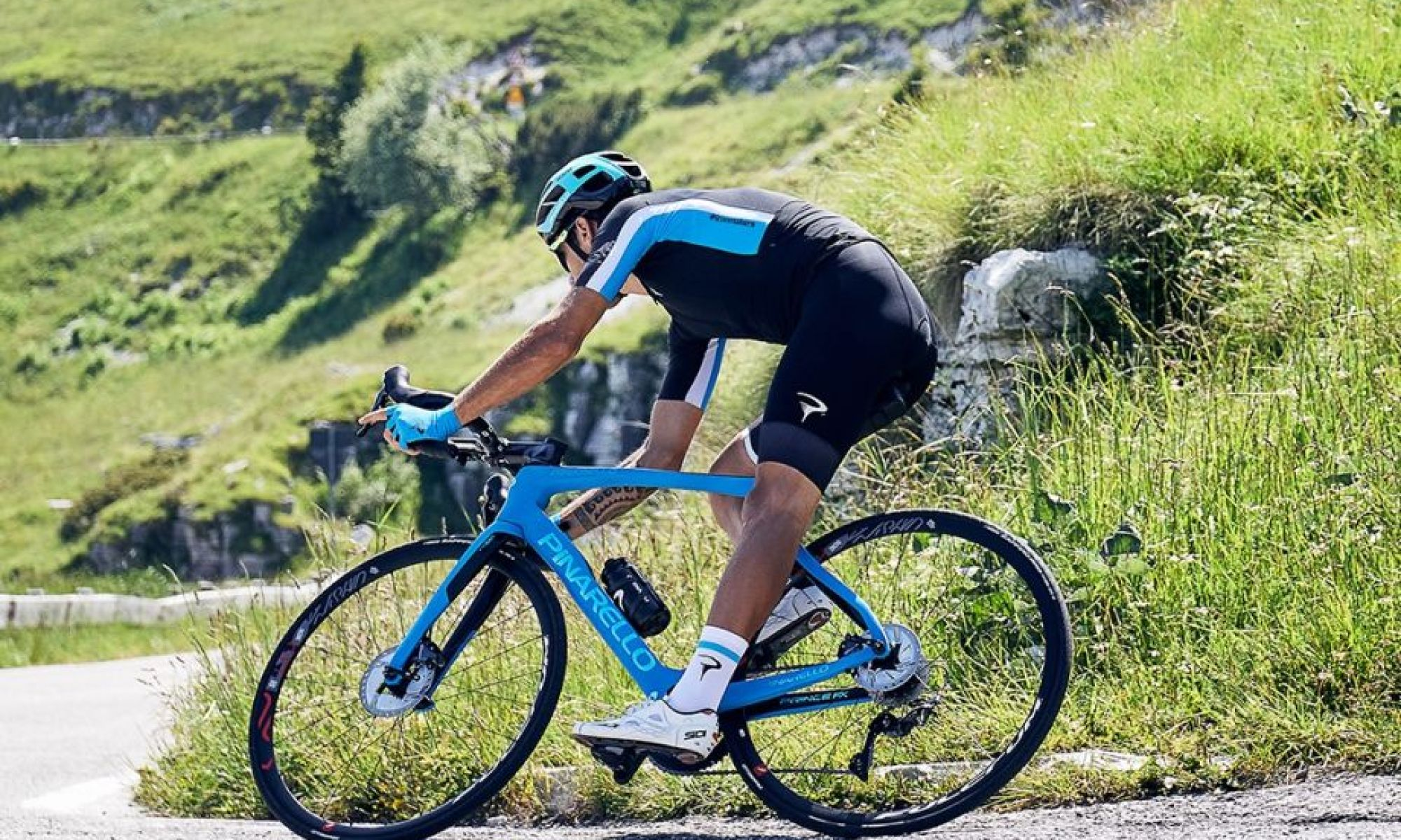 Pinarello's Prince gets aero front end alongside comfort focused updates