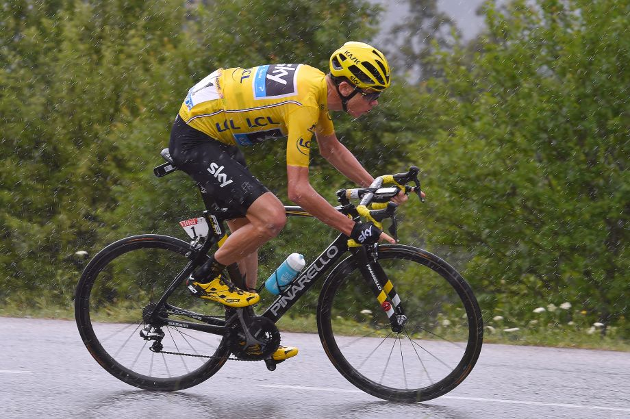 Tell us: What is your reaction to Chris Froome leaving Team Ineos after more than a decade?