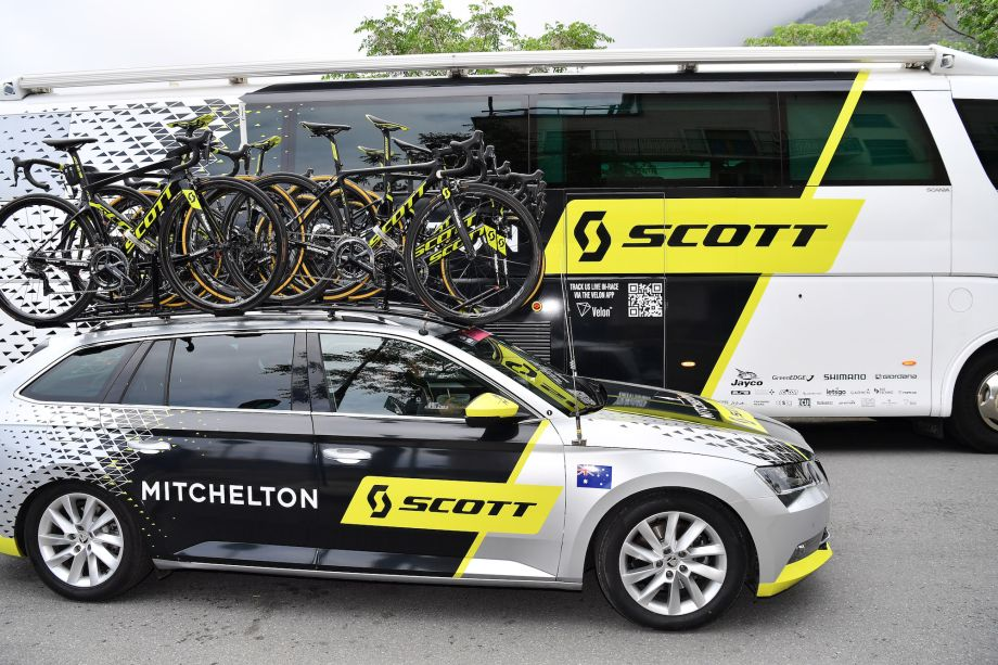 Shake-up at Mitchelton-Scott after ownership confusion, as Bahrain-McLaren boss joins team