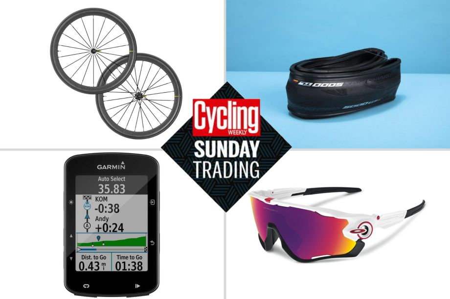 Sunday trading: Mavic Cosmic Pro Carbon wheels for less that £700