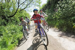 Family cycling: how to enjoy a bike ride with your kids