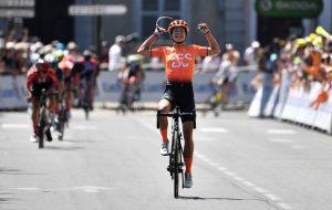 <div>Women's Tour de France will happen in 2022, says Lappartient</div>