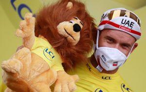 Check out Alexander Kristoff's €5,000 sunglasses from Tour de France podium