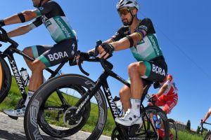 Peter Sagan says Wout van Aert is a contender for the Tour de France green jersey