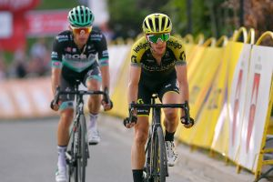 <div>'Remco Evenepoel was too strong' says Simon Yates following Tour of Poland masterclass</div>