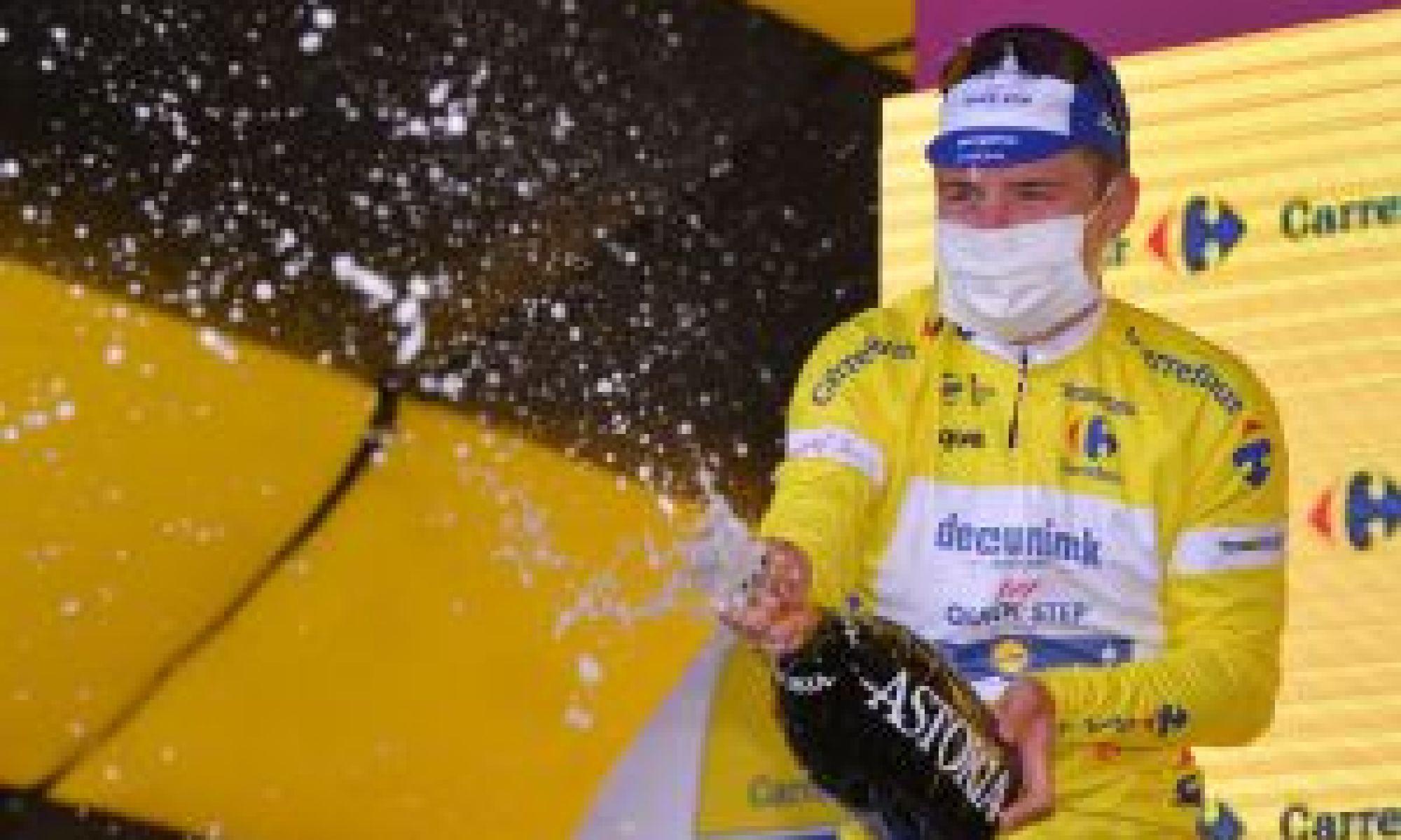 Remco Evenepoel wins Tour of Poland, continuing unbeaten 2020 stage race run