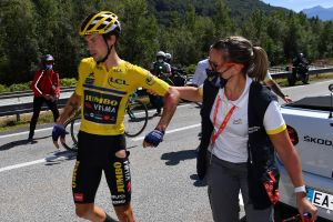 <div>Jumbo-Visma hope crash won't disrupt Roglič's Tour preparation as they wait for Kruijswijk news</div>