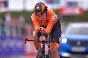 Anna van der Breggen dominates to take victory in European Championships 2020 individual time trial