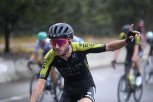 <div>'I was never gonna win the sprint was I?': Adam Yates satisfied with third on Tour de France stage two</div>