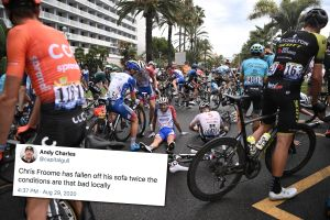 Tweets of the week: Thibaut Pinot, Chris Froome, Tour de France 2020