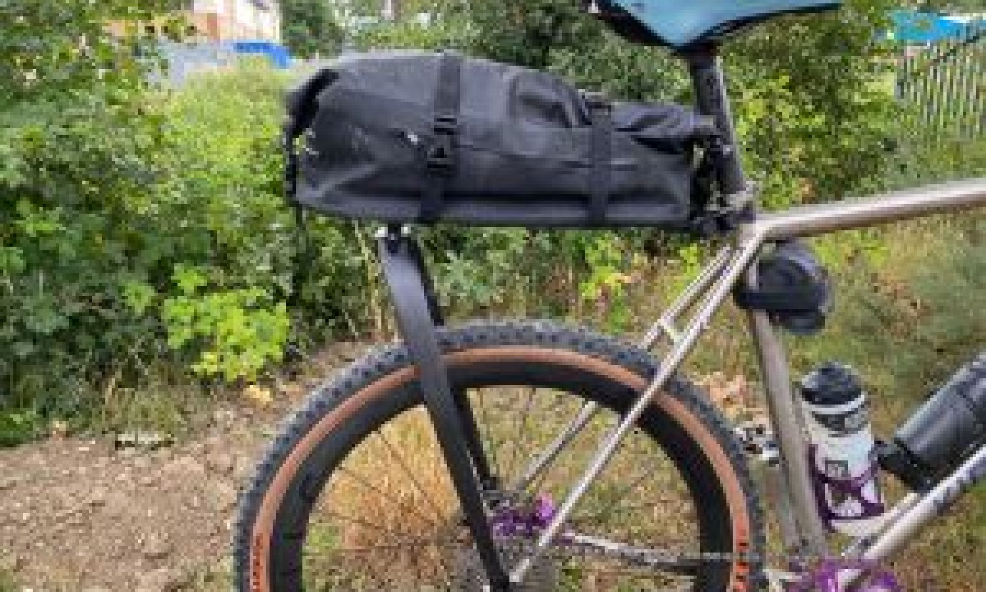 Tailfin AeroPack S Rigid Seat Pack