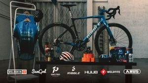 WIN a Ribble Weldtite team rider bundle worth over £7,500!