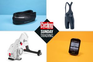 Sunday trading: Save £40 on a Garmin Edge 830 plus big discounts on Continental tyres