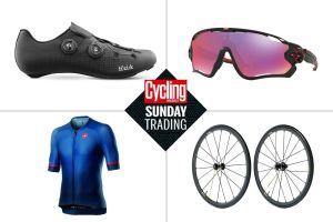 Sunday trading: Save big on Mavic wheels and Castelli kit