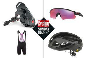 Sunday trading: Big discounts on Oakleys and Assos kit