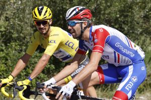 'I never expected to repeat last year': Julian Alaphilippe reflects on first week of Tour de France 2020
