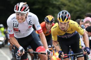 Tour de France: Primož Roglič puts his own doubts to rest with strong performance in Pyrenees
