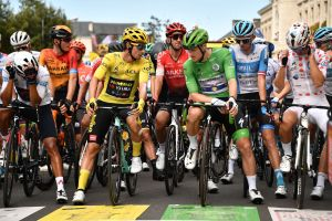 Tour de France standings: The latest results at the 2020 race