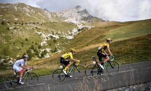 <div>'Job not done' for Primož Roglič at Tour de France, with two more tasks to finish before Paris</div>