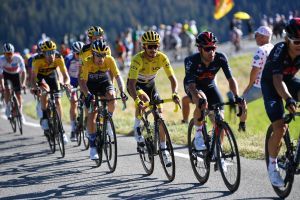 Who is the bookies' favourite to win mountain finish on stage six of the Tour de France 2020?