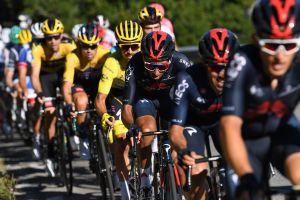 Tour de France: Egan Bernal looking to minimise time losses before launching assault on yellow in third week