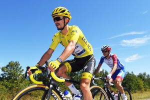 'You can't get away with it just because you're in yellow': Cycling Weekly reader's react as Julian Alaphilippe loses race lead due to time penalty