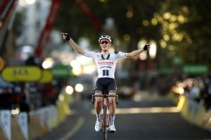 Søren Kragh Andersen makes late solo effort to take Tour de France stage 14 glory