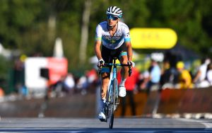 Alexey Lutsenko out of Worlds road race following positive coronavirus test