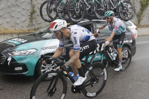 <div>Who's out of the Tour de France 2020 after stage eight?</div>