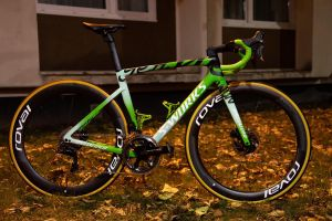 Pro bike: Sam Bennett's green jersey-winning Specialized S-Works Tarmac SL7