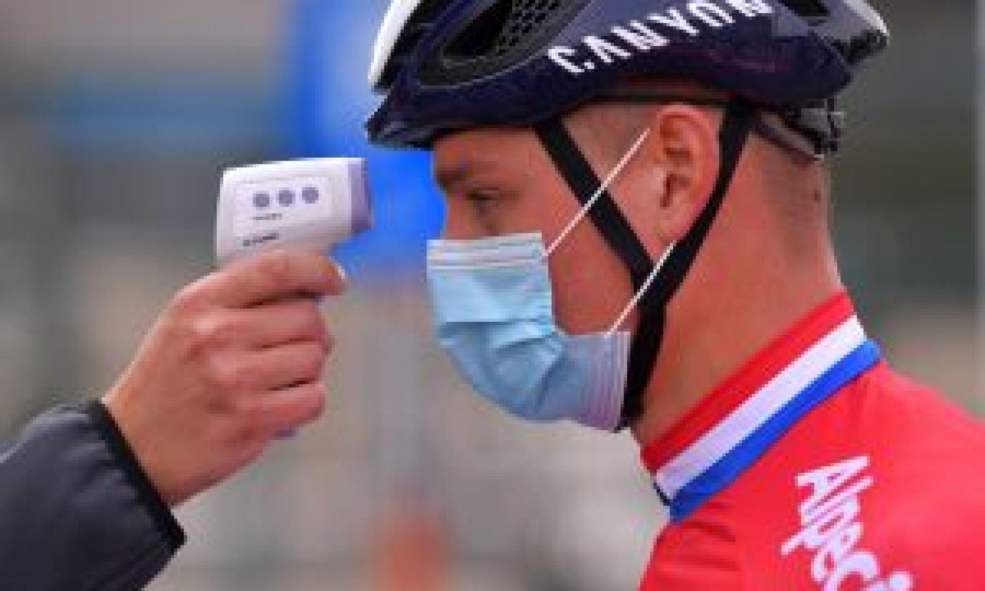 BinckBank Tour returns today as organisers redesign race route due to coronavirus