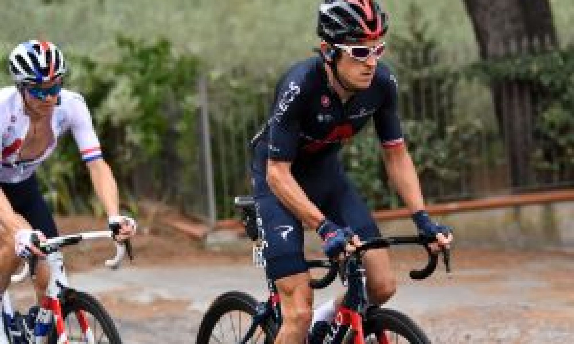 <div>Geraint Thomas looks to be out of contention at the 2020 Giro d'Italia</div>