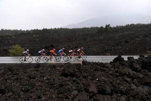 Giro d'Italia 2020: Strava stats reveal new fastest times set on Mount Etna ascent