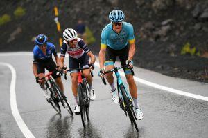 Vincenzo Nibali and Jakob Fuglsang squash quarrel after weekend war of words