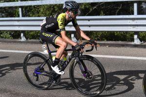 <div>Simon Yates withdrawn from Giro d'Italia following coronavirus positive</div>