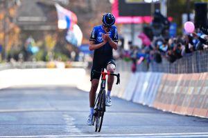 <div>Ben O'Connor gets revenge on stage 17 of the Giro d'Italia 2020</div>